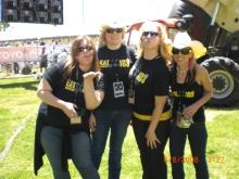 The Ladies Circa 2009