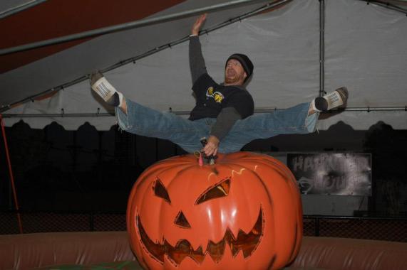 Buckin Pumpkin
