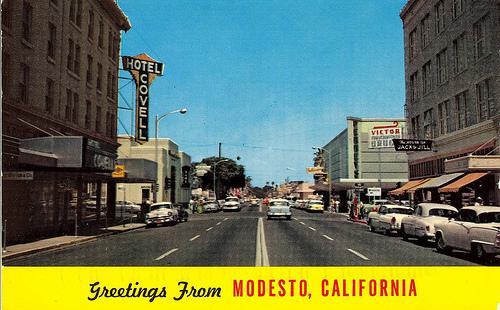 Old School Modesto