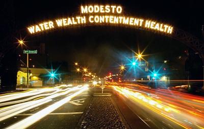 Downtown Modesto