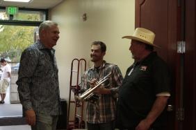 Mike Anderson, Jungle Jim, Bob Lutz