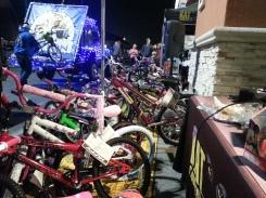 109 Bikes!