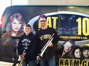 Justin Bright - My Trumpet Student