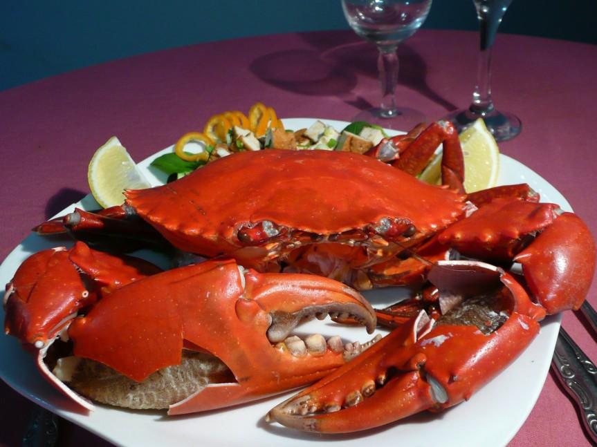 Turlock Crab Feed: January 11th2014