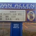 Van Allen Elementary (Escalon)