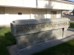 Sisk Elementary School – Pledge Visit!