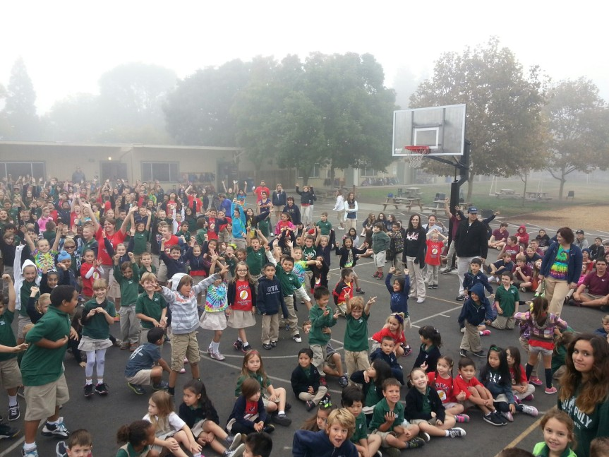 Friday Pledge: California Avenue Elementary (Riverbank)