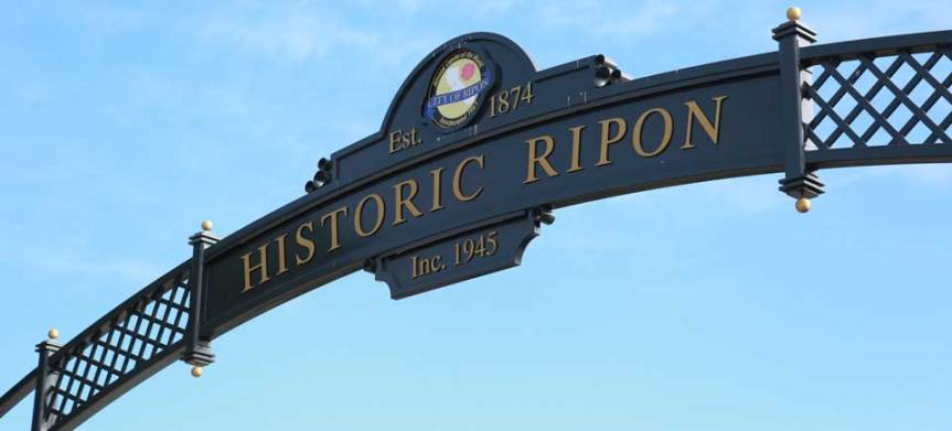 Ripon Main Street Day 2014