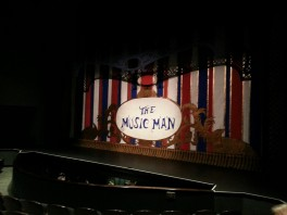 The Music Man Stage!
