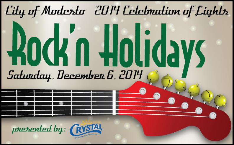 Modesto Celebration of Lights HolidayParade!