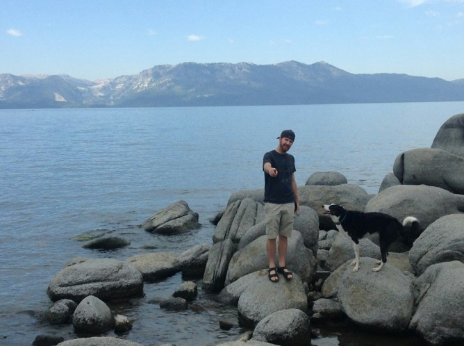 Lake Tahoe 2015