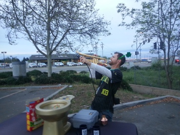 The Country Trumpet