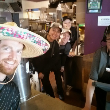 Taco Bell Workers!