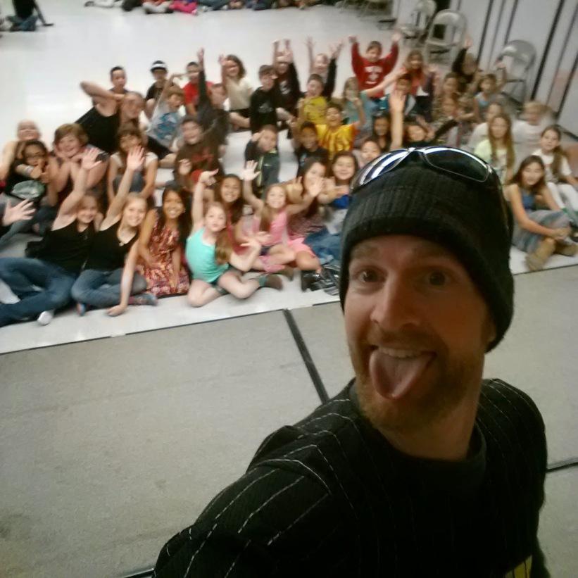 Cloverland Selfie