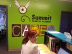 Summit Charter Academy in CERES!