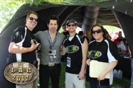 DJW, Jungle Jim, Nikki Thoams and JT Hosges