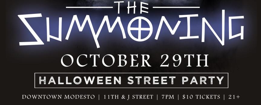 Live at 'The Summoning' SaturdayNight!