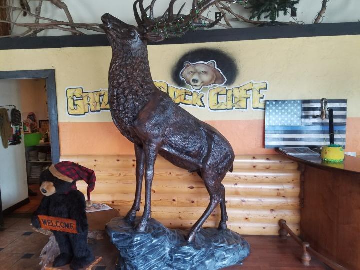 Grizzly Rock in Turlock