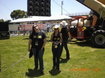 Nikki and Jaimee Lee