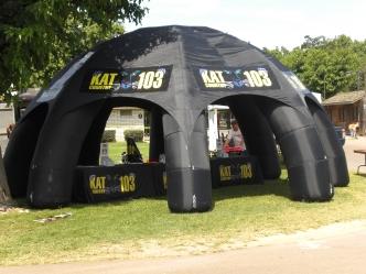 Spider Tent