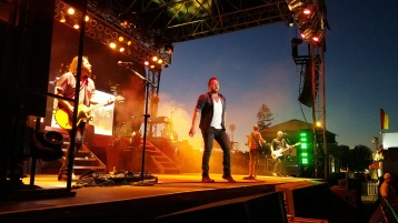 Eli Young at Stanco Fair 2017