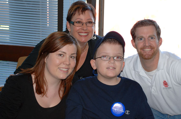 Make-A-Wish with Kat Country 103