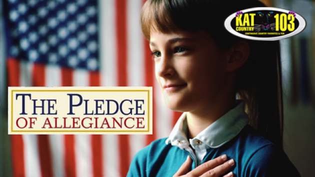 Pledge of Allegiance Day!