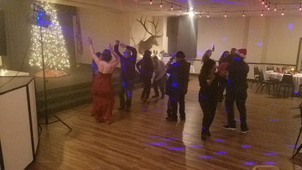 Holiday Party in Merced 2018